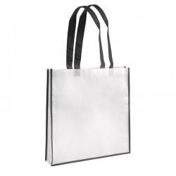 Shopping Bag - Coloured Handle