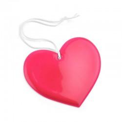 Reflective Pendant - Heart
