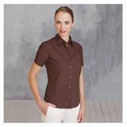 Shirt - Poplin Easy Care/Woman