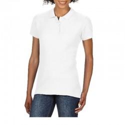Polo Shirt - Pique Polo/Woman