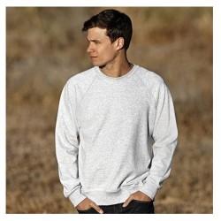 Sweatshirt - Lightweight Raglan - Fruit of the Loom