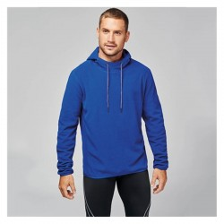 Sweatshirt - Microfleece Hooded