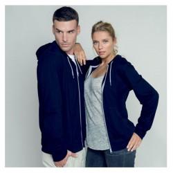 Sweatshirt - Light Cotton Hoodie