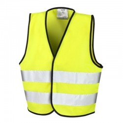 High Viz - Safety Vest - Junior