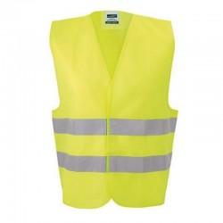 High Viz - Safety Vest - James & Nicholson