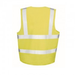 High Viz - Safety Vest - ZIP Tabard