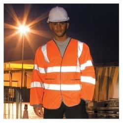Safety Jacket - Motorway