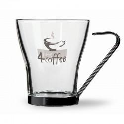 Glass Mug - LA BELLA