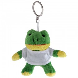 Frog with White Shirt - Keyring