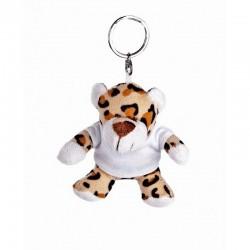 Panther with White Shirt - Keyring