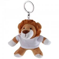 Lion with White Shirt - Keyring