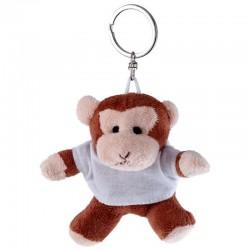 Monkey with White Shirt - Keyring