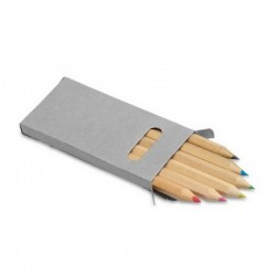 Colour Pencils - Set of 6