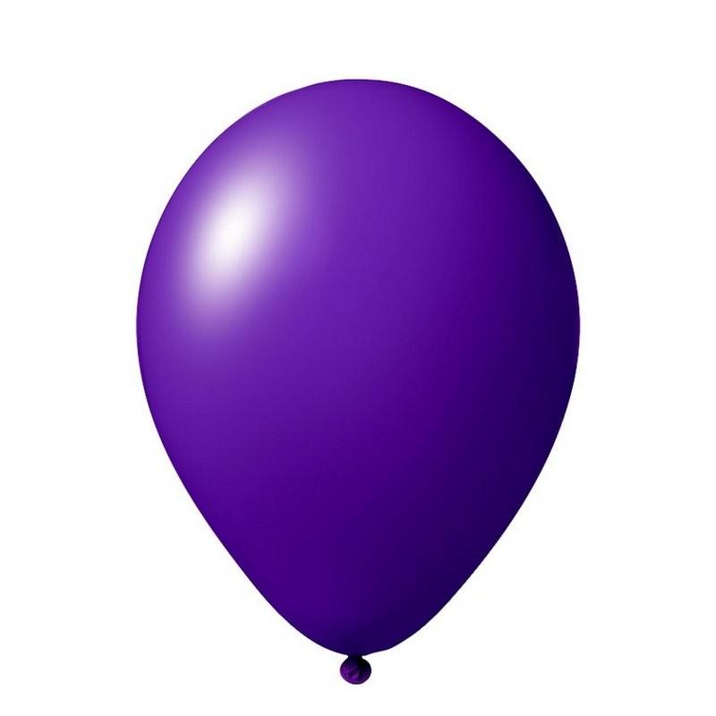 Balloons - Dark Purple