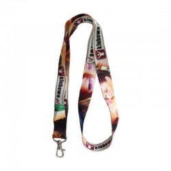Lanyard - R + Linking Clamp - 10mm wide