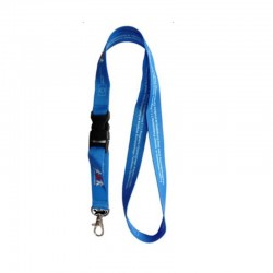 Lanyard - R + Linking Clamp - 25mm wide