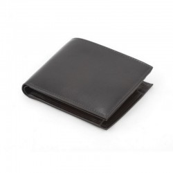 Leather Wallet - Mauro Conti