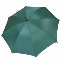 Umbrella - OXFORD - With Wooden Handle - GREEN