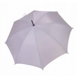 Umbrella - OXFORD - With Wooden Handle GREY