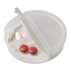 Tablet Container - 3 compartments
