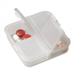 Tablet Container - 4 compartments.