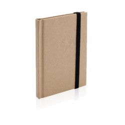 Eco Notebook with Band