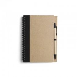 Eco Notebook + Biodegradable Pen