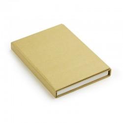 Eco Folded Notebook