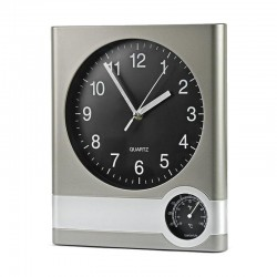 Clock + Thermometer