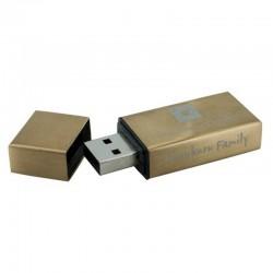 Radial Metal USB