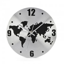 Wall Clock - WORLD