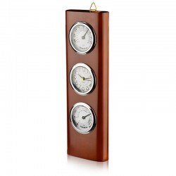 Clock + Weather Station