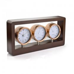 Clock + Hygrometer + Thermometer No. 2