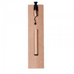 Eco Pen with wavy clip in case