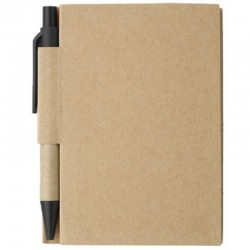 Eco Pen with notebook