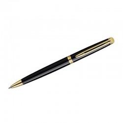 HEMISPHERE - Waterman - Ballpiont Pen Black+Gold