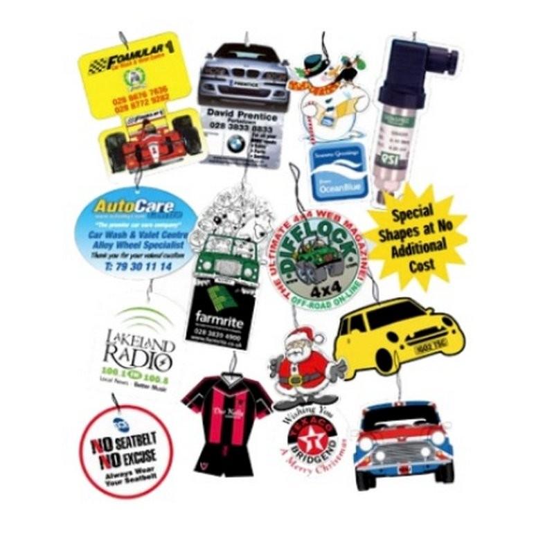 Car Air Fresheners - STANDARD - 1ml Perfume
