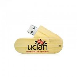 Wooden Twist USB